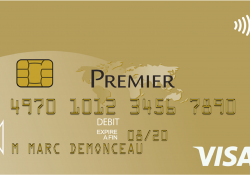 carte visa premier banque postale